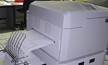 stampa tabulati